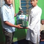wakaf produktif ' isi ulang air '